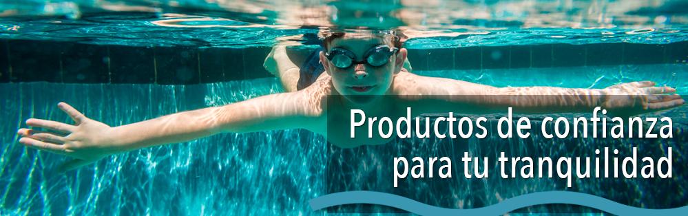 Productos qu micos para el tratamiento de piscinas for Articulos para piscinas
