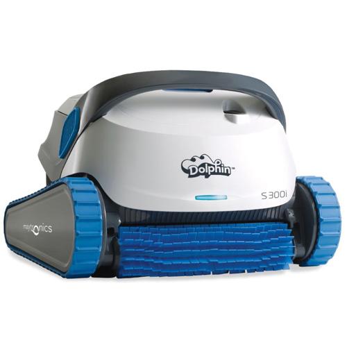 Limpiafondos el ctricos para la limpieza de las piscinas - Robot dolphin s300 ...