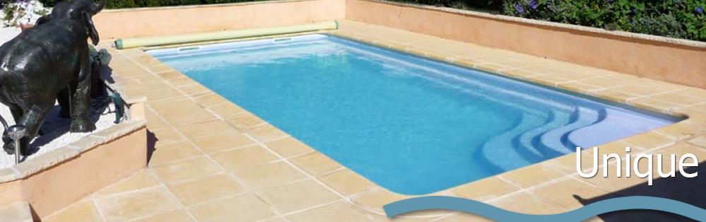 Piscina modelo unique de mdp en aiguanet piscina en tarragona for Limpiadores de piscinas