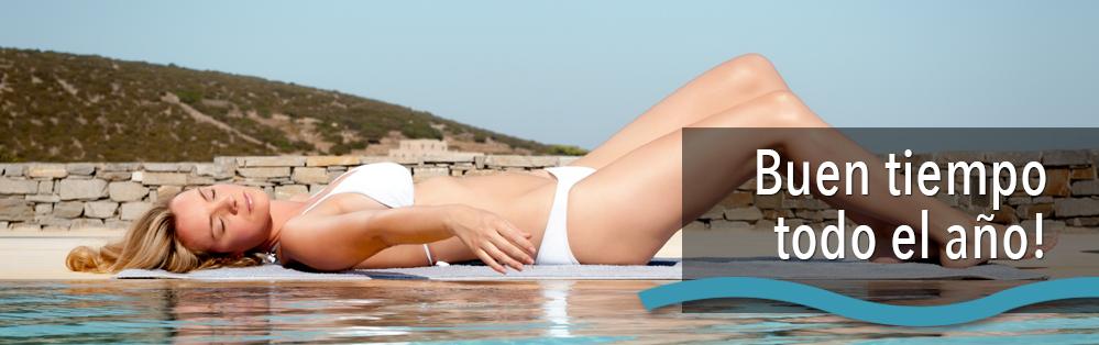 spa jacuzzi hidromasaje en piscina en tarragona