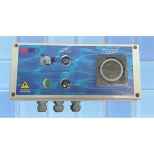 cuadros iluminación piscina para compacto coytesa