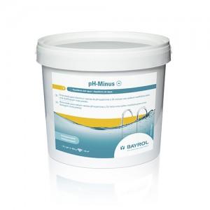 Reguladores de ph productos para regular el ph del agua de - Bajar ph piscina salfuman ...