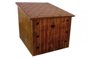 local técnico para depuración de madera qp